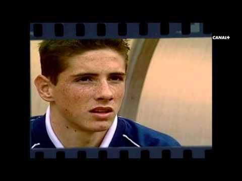 Fiebre Maldini - Fernando Torres con 17 años