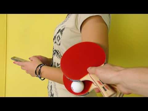 كيف تصنع لعبة تنس الطاولة يمكنك لعبها بنفسك thumbnail