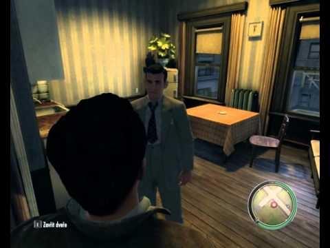 Mafia II: Kapitola 7 [1/3] - CZ Gameplay (PC)
