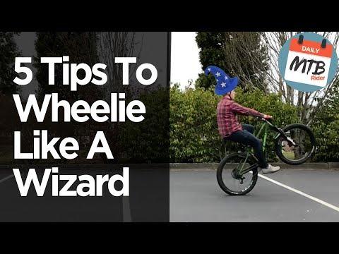 How To Wheelie A Bike - A Complete Guide - 5 Steps