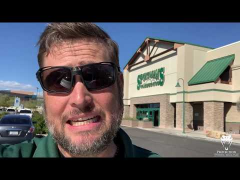 A Trip To Sportsman's Warehouse | Active Self Protection Extra