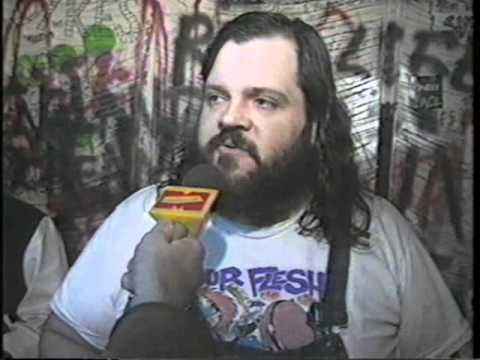 Tad  - Interview + Live Toronto 1990