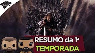 Game Of Thrones: Resumo da Temporada 1 | Resenha dos Tronos