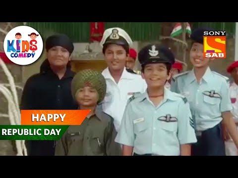 Tapu Sena Hoist The Flag | Republic Day Special | Taarak Mehta Ka Ooltah Chashmah