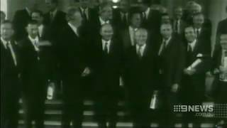 Gough Whitlam Remembered Nine News Sydney 21.10.14
