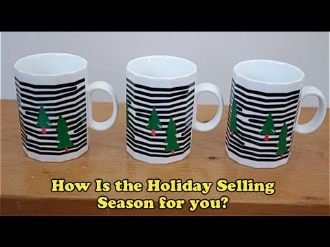 Scavenger Life Episode 287: How Is the Holiday Selling Season for you?