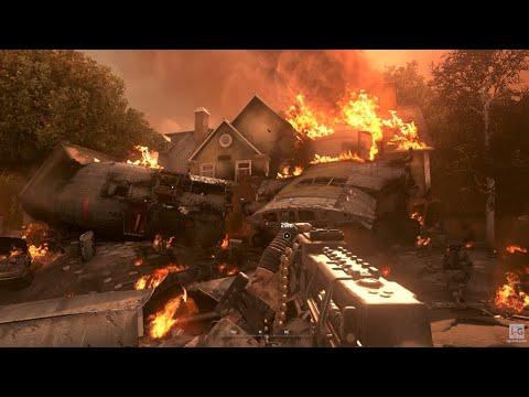 Army Advancing - Call Of Duty: Modern Warfare 2 Remastered