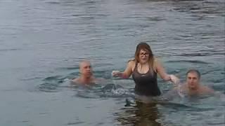 Подготовка к Крещению в Красноярске