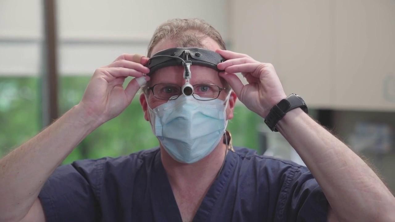 sugárkezelési vizsgálatok az ENT szervek szemészetében