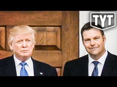 Kris Kobach Gives Trump Ridiculous List Of Demands