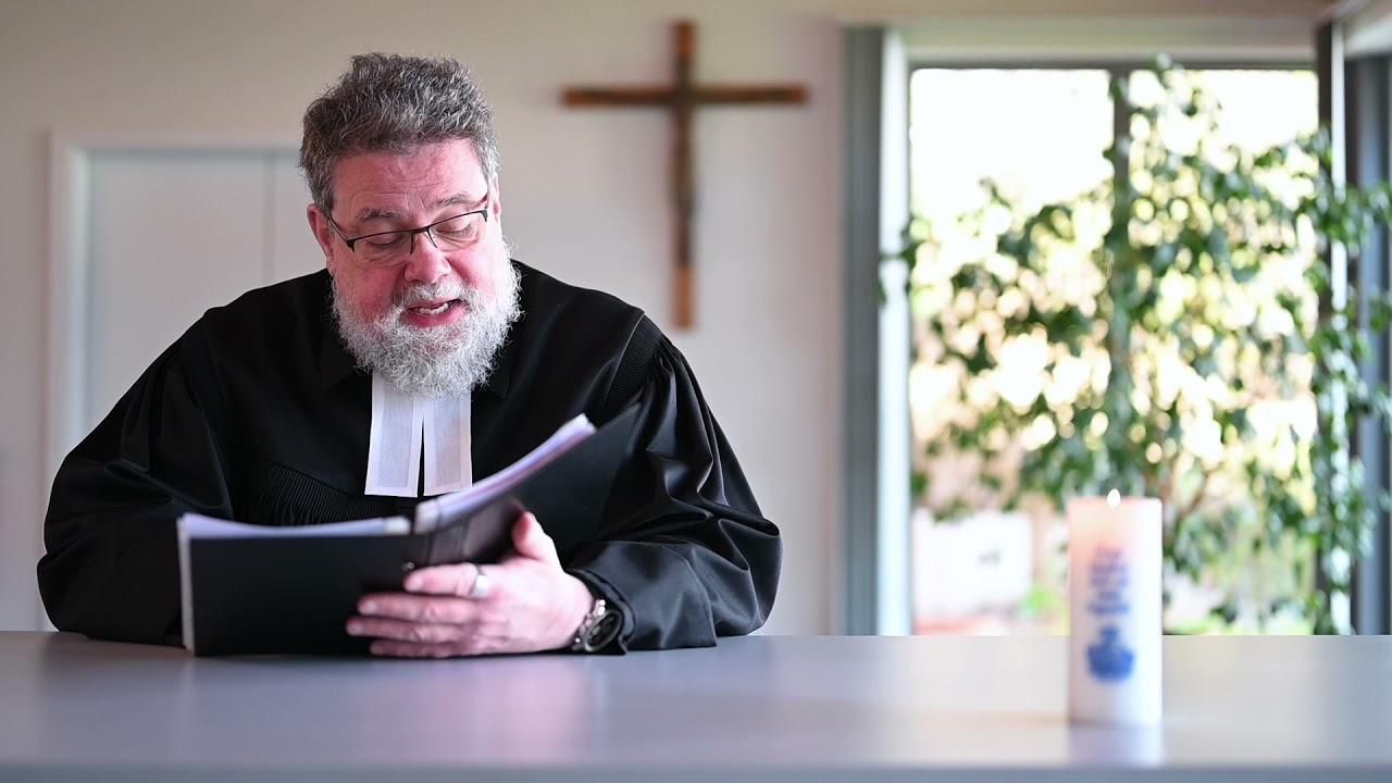 Videopredigt zum Sonntag Rogate