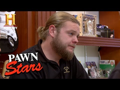 Pawn Stars: Three Stooges Projector