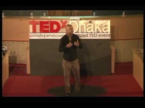 Communication as Art: Khaled Mahmud at TEDxDhaka