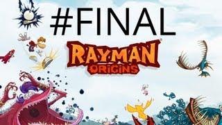 Vamos Detonar Rayman Origins - FINAL - É pra te deixar lívido