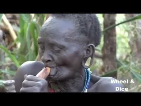Aboriginal People Culture Life Planet Documentaries-African Tribe