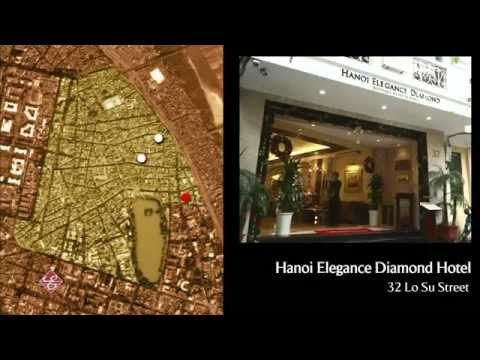 Welcome To Elegance Hotels -- A Group Of Luxury Boutique Hotels In The Historic Old Quarter Of Hanoi