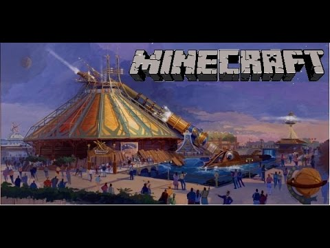 [Minecraft] Space Mountain Mission 2 - YouTube