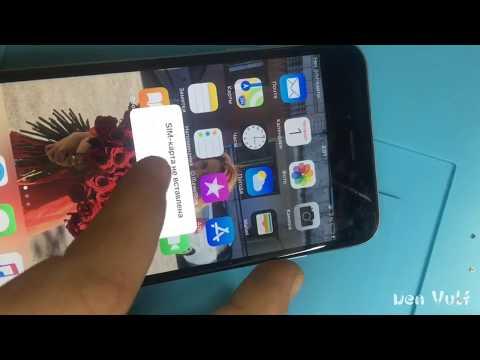 Постоянный поиск, нет сети, нет Imei IPhone 6 Plus (ремонт Iphone в Костроме)