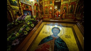 видео Храм святого мученика Авраамия Болгарского, Татарстан, г. Болгар