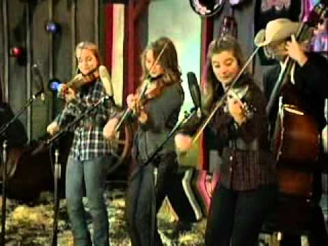 The Marty Stuart Show with The Quebe Sisters Band - Once A Day