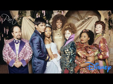 Once Upon a Time - Making of Cinderella Part 1 with Whitney Houston, Brandy and co.
