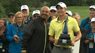 Highlights | Aaron Wise wins the Syncrude Oil Country Championship