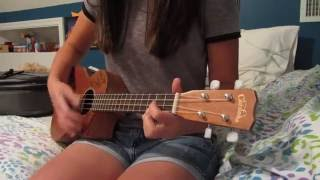 Grace VanderWaal - Beautiful Thing ukulele cover