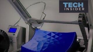 TECH INSIDER BLACKBELT 3D Printer Documentary