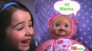 Кукла Bedtime Baby Doll Little Mommy Mattel