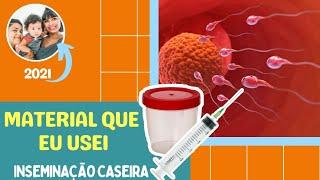 INSEMINAÇÃO CASEIRA: MATERIAIS QUE EU USO! 💉💊   Como funciona?   Pimenta Cereja thumbnail
