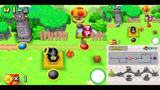 [TAS] New Stupid Mario Bros. DS - World 1 Demonstration