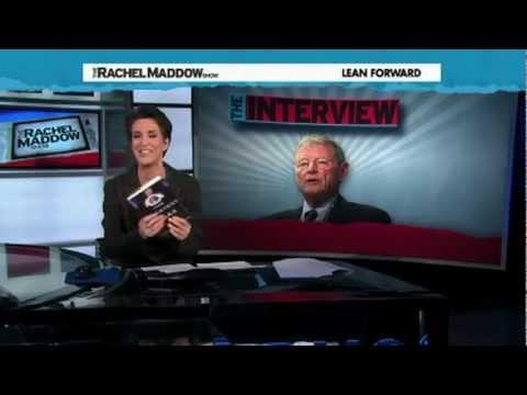 Rachel Maddow Confronts James Inhofe (Part 1/3)