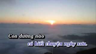[HD] Karaoke Phố Núi Tình Yêu - Xuân Hảo - Full Beat (Karaoke by Kgmnc)