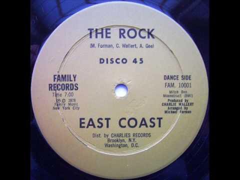 [Disco Down] East Coast - The Rock 1978