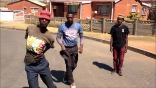 Amazing Ghetto Street Dance