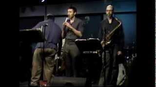 Ken Walker Sextet - Live @ Dazzle Jazz Club, Denver on 9-27-2013! Full show! Pt. 1 of 2!