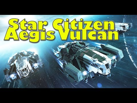 Star Citizen | Aegis Vulcan - Multi Purpose Support Ship