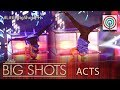 Little Big Shots Philippines: Marky | 11-year-old  Young Head Spinner
