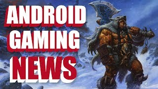 Android Gaming News (Elder Scrolls Blades, World of Warcraft, Rome Total War, Play Store Virus)