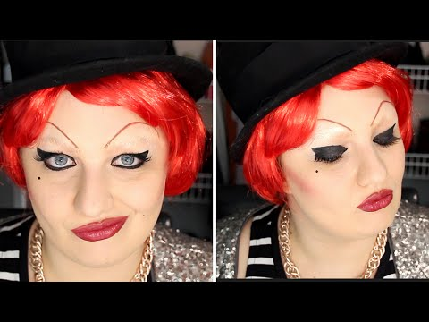 Columbia | Rocky Horror Picture Show | Makeup Tutorial
