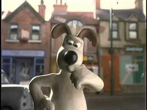 Wallace & Gromit - As Calças Erradas