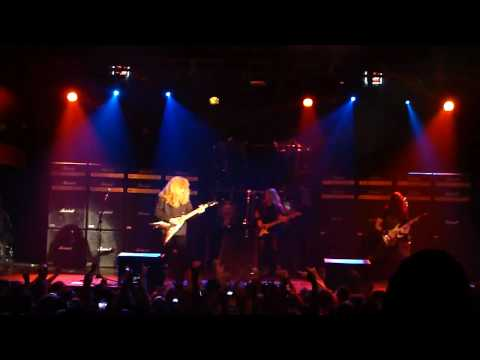 Megadeth - Dialectic Chaos / This Day We Fight! (Live 2009)