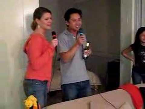IRM Steamboat and karaoke: Ricky Martin