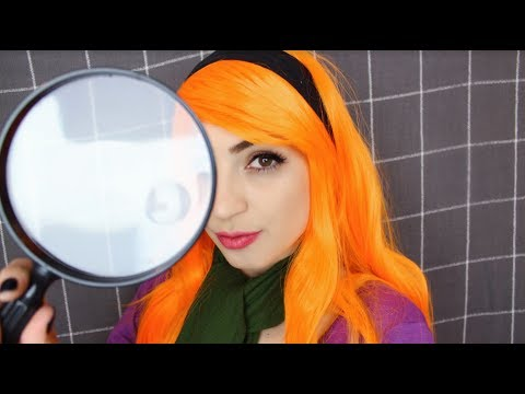 [ASMR] Daphne Interrogates You | Scooby Doo