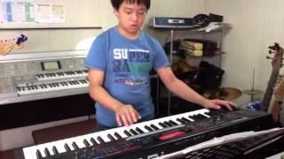 2012.9.2 カワイ音楽教室広島センターにて Spartacus Gt 川野泰画 Ba 森...