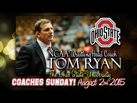 Ohio State Wrestling Coach Tom Ryan @ Fellowship Church!