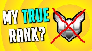 PLAT PLAYERS CAN'T COMPREHEND HIS SKILL???? | Overwatch Gameplay
