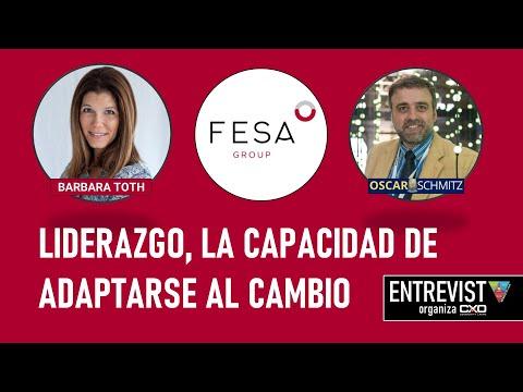 🎙️ Barbara Toth (FESA Group) 💪 El nuevo liderazgo impulsado por la capacidad de adaptarse al cambio 🚀
