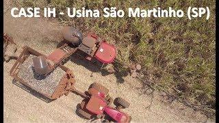 CASE IH - Usina São Martinho (SP)