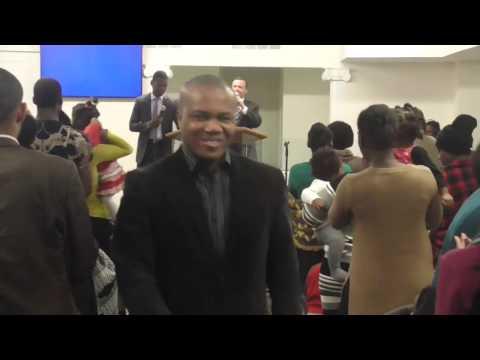 VENEZ ET PLAIDONS! – BISHOP JIMMY TONEY